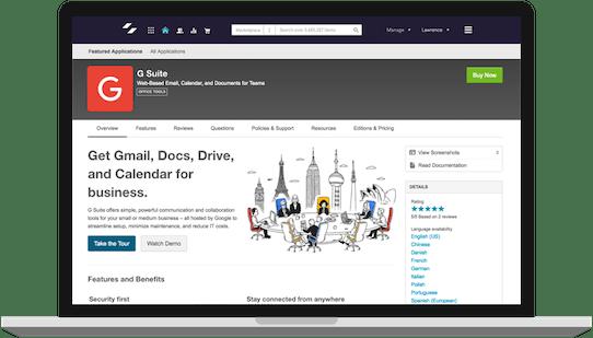 AppSmart G Suite Desktop