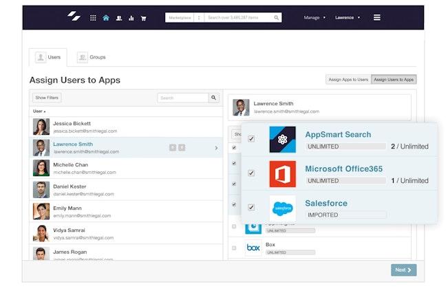 AppSmart Identity Screenshot